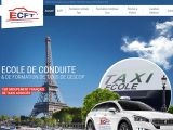 Formation conducteur de taxi à paris et Ile de France